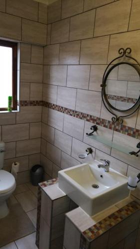 Guestfarm Room 6 Bathroom