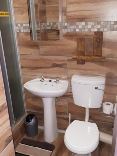 Guesthouse Room 5 Bathroom
